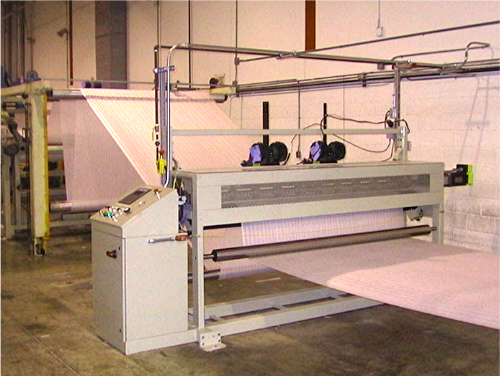 In-Line Digital Perforator in Operation